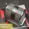 HURRICANE Air Filter Stainless Steel Honda CBR500