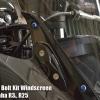 น๊อตบังไมล์ Tank Cap Bolt Kit Windscreen For Yamaha R3 , E25