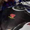 Wolf Racing Clever Carbon Tank Protector for S1000RR , S1000R