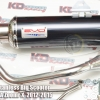 Muffler Stanless Big Scooter For HONDA Zoomer X 2012-2015