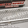 การ์ดหม้อน้ำ Radiator Guard For Kawasaki Ninja 650 , ER6 , Versys