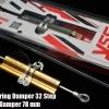 YSS Steering Damper TOP LINE Damper 78 mm กันสะบัด ปรับ 30 ระดับ