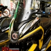 Front Windshields For YAMAHA TRICITY By KD Project Racing