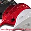Windsereen ทรง Daytona สีแดง PCX 2010 - 2013