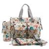 Ecosusi กระเป๋าสัมภาระสำหรับคุณแม่ กระเป๋าใส่ผ้าอ้อม แขวนรถเข็นเด็กได้ หิ้ว หรือสะพายไหล่ได้ (ลายสัตว์ต่างๆ)