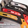 Rear Fender Fiber & Aluminum Silver สีเงิน For MSX125