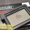 HURRICANE Air Filter Stainless Steel Honda CBR250,300