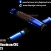 Hand Grip set Aluminum CNC สีน้ำเงิน