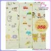 ผ้าเช็ดตัวสาลูญี่ปุ่น รังผึ้ง 8 ชั้น cotton 100% Size 16x32 นิ้ว แพ็ค 6 ผืน [คละ 3 ลาย]