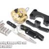 กันสบัด Scots Steering Damper Kit set Black For HONDA CB650F