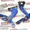 Rear Sets For Yamaha R25 / R3