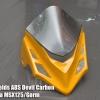 Windshields ABS Devil Carbon For Honda MSX125/Gorm