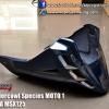 Fiber Undercowl Species MOTO1 Blue For HONDA MSX125
