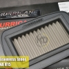 HURRICANE Air Filter Stainless Steel Yamaha R15