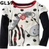 GL15 เสื้อแขนยาว Size 3T 4T ผ้ายืดอย่างดี หนา นิ่ม ยืดหยุ่น เนื้อผ้าดีมาก ใส่สบาย
