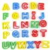 เซตแม่พิมพ์ตัดแป้งโดว์-ดินน้ำมัน ตัวอักษร A-Z รวม 26 ตัว