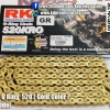 RK Chain 520 O Ring Gold