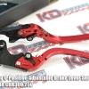 KD Racing 6-Position Adjustable Brake Lever Set Honda CBR300,CB300