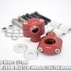 ตุ๊กตา Handlebar Risers สูง 27 mm Red For MT03 , Z800,MSX125,Monster795,796,Demon