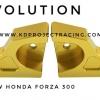 ตัวโหลดโช๊คหลัง 1 นิ้ว Revolution All New Forza 300