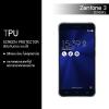 """ฟิล์มกันรอย Zenfone 3 5.5"""" นิ้ว (ZE552KL) แบบใส (วัสดุ TPU)"""