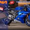 กรองอากาศ DNA for Yamaha R6