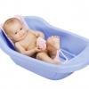 ที่รองอาบน้ำเด็ก ช่วยประคองตัวเด็กทารกขณะอาบน้ำ