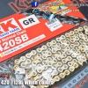 RK Chain 420 / 120L White colors