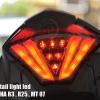 Suga V2 tail light led ไฟท้าย มีไฟเลี้ยวในตัว Yamaga R3 , R25 ,MT 07
