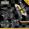 Ohlins for Triumph Bonneville, Thruxton, T100 Model TR 110002 ซับแท้งค์ ความยาว 360 mm