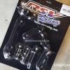 ขากันสบัด RSV.For Kawasaki Z900 สีดำ