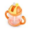ถ้วยหัดดื่ม NanaBaby หลอดดูดมีลิ้นกันสำลัก BPA-Free (6 m+)