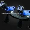 ชุดกันล้มข้างท่อไอเสีย GTR Yamaha Nmax / Airrox สีน้ำเงิน