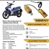 Ohlins Shock For Yamaha Exciter 150