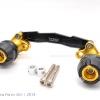 กันล้มท่อ GTR Honda Forza300 / 2018 สีทอง