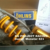 OHLINS Shock Absorber For Ducati Monster 821