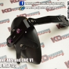 MSX 125 กันน้ำดีด Rear Fender ABS and CNC V1 For Honda MSX 125