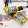 LED Blinker Aluminum Gold Speedy