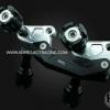 ชุดกันล้มข้างท่อไอเสีย GTR Yamaha Nmax / Airrox สีเงิน