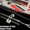 YSS Steering Damper TOP LINE Damper 78 mm สะบัด ปรับ 30 ระดับ