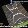 Protective Pad Tank carbon V.4