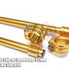 แฮนด์จับโช๊คใต้แผงคอ TPN 41mm for R3,CBR500,650