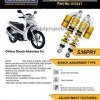 OHLINS Rear Shock for HONDA WAVE125i