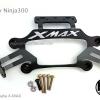 หูกระจกแบบติดหลังชิว XMAX300 ใช้ร่วมกับกระจก ninja 300