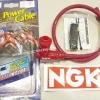 สายหัวเทียน NGK Power Cable 8mm Made in japan
