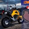 กรองอากาศ DNA For Honda MSX125 2014-2017