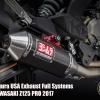 Kawasaki Z125 ท่อฟลู Yoshimura USA
