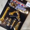 ขากันสบัด RSV.For Kawasaki Z900 สีทอง