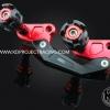 ชุดกันล้มข้างท่อไอเสีย GTR Yamaha Nmax / Airrox สี แดง