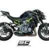 ท่อ SC PROJECT S1 MUFFLER Titanuim FOR KAWASAKI Z900